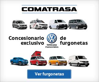 Furgonetas Volkswagen Comatrasa