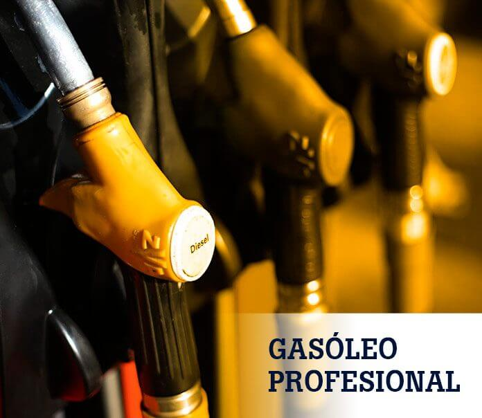 Gasóleo Profesional 2015 - Declaración Kilómetros
