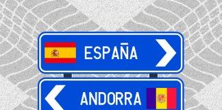 Autorización bilateral España - Andorra