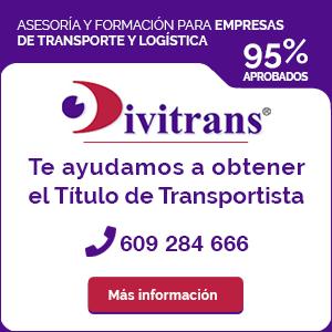 Titulo transportista Divitrans